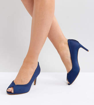 Asos Design SUMMER Wide Fit Mid Heels