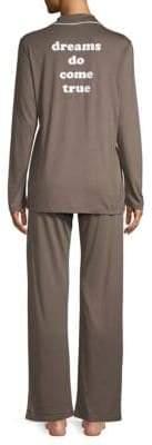 Cosabella Two-Piece Pajama Set