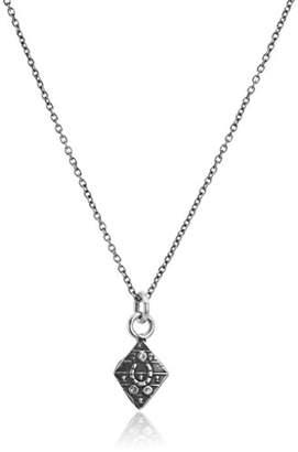 Pyrrha Talisman Safeguard Sterling Petite Pendant Necklace