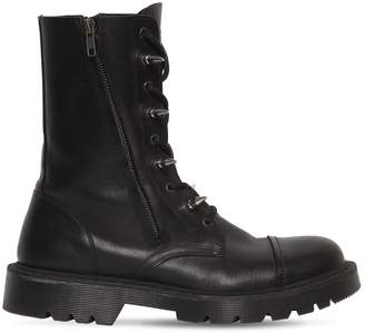 Vetements Spiked Army Boots