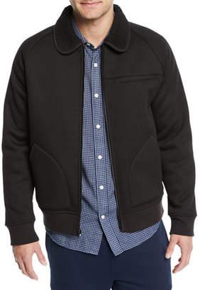 Vince Men's Bonded Sherpa Bomber Jacket