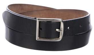 Isabel Marant Leather Buckle Belt