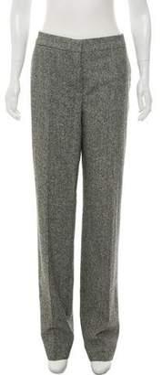 Oscar de la Renta Wool Blend Tweed Pants w/ Tags