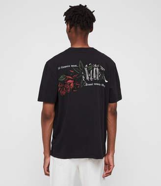 AllSaints Bend Crew T-Shirt