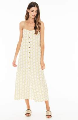 Faithfull The Brand Arrieta Midi Dress