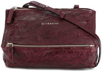 Givenchy logo zipped crossbody bag