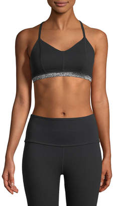 Beyond Yoga Fit and Trim Adjustable Sports Bra