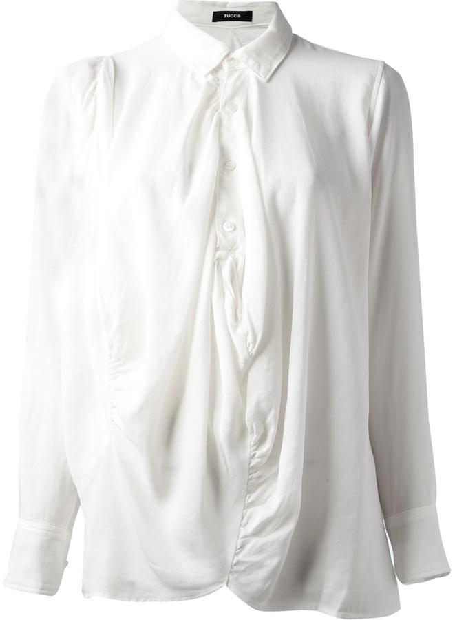 Zucca buttoned shirt