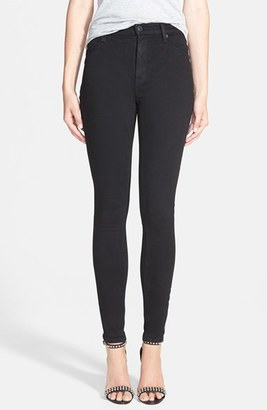 Women's Hudson Jeans Barbara High Waist Skinny Jeans $165 thestylecure.com