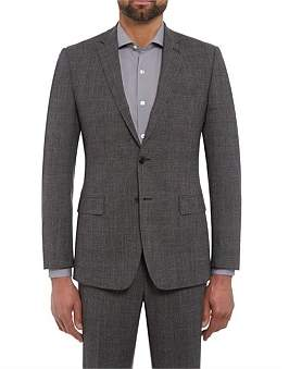 Richard James Mayfair Check Wool Suit Jacket