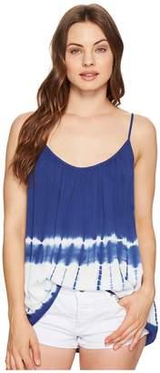 BB Dakota Kaysen Tie-Dye Tank Top Women's Sleeveless