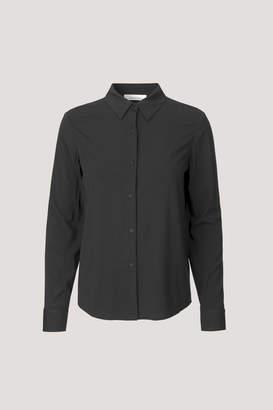 Samsoe & Samsoe Black Milly Shirt - M - Black