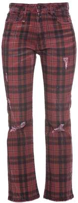 R 13 Flared Pants