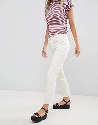 Free People Slim Boyfriend Jeans