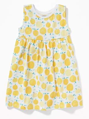 Old Navy Sleeveless Empire-Waist Jersey Dress for Baby