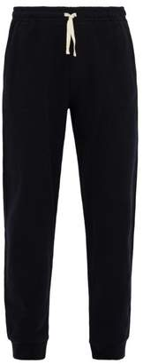 Oliver Spencer Morwell Cotton Jersey Track Pants - Mens - Navy