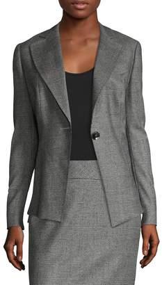 Escada Women's Cotton Pleated Jacket