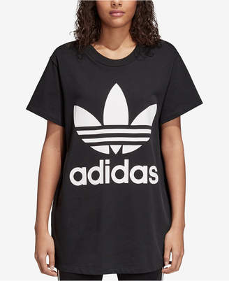 adidas adicolor Cotton Relaxed Trefoil T-Shirt