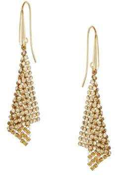 Swarovski Fit Small Pierced Earrings $89 thestylecure.com