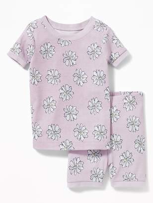 Old Navy Daisy-Print Sleep Set for Toddler & Baby