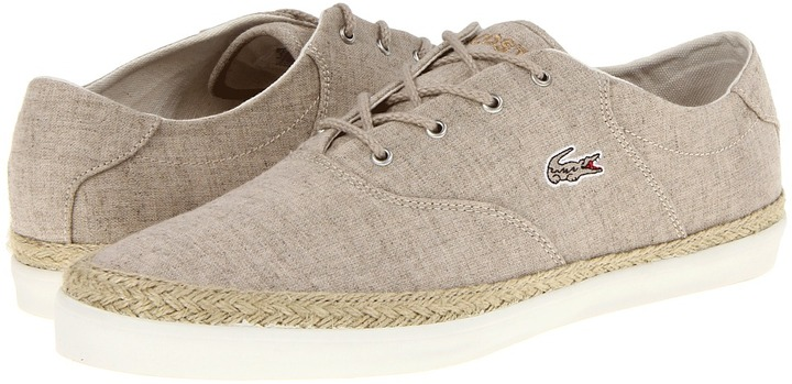 Lacoste Glendon ESPA (Natural) - Footwear