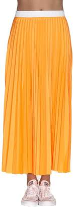 P.A.R.O.S.H. Poon Plisse' Skirt