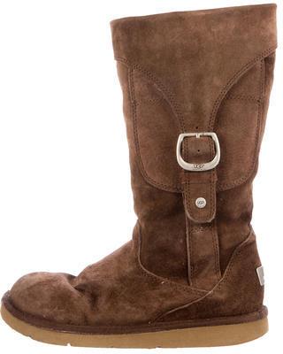 UGGUGG Australia Shearling Suede Boots
