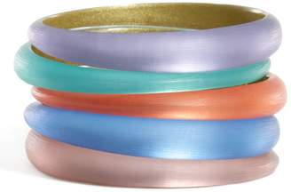 Alexis Bittar 'Lucite(R)' Skinny Tapered Bangle