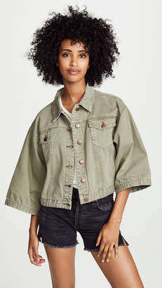 One Teaspoon Military Rembrant Jacket