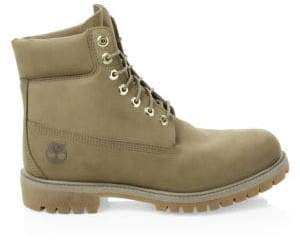 Timberland N. Hoolywood x 6-Inch Premium Leather Boots