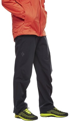 Black Diamond Stormline Stretch Rain Pant - Men's