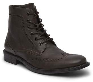 Kenneth Cole Unlisted, A Production Blind Sided Wingtip Boot