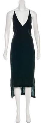 Dion Lee Velvet Midi Dress w/ Tags