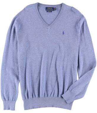 Ralph Lauren Mens V-Neck Pullover Sweater Xl