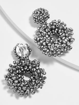 BaubleBar Eve Hoop Earrings