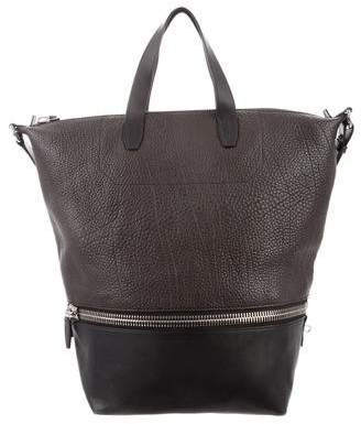 Alexander Wang Leather Bicolor Tote