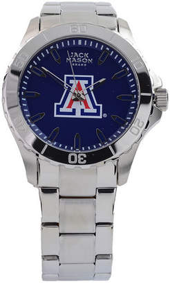 Jack Mason Men's Arizona Wildcats Color Sport Bracelet Watch