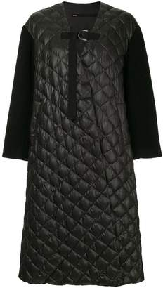 Muller of Yoshio Kubo Muller Of Yoshiokubo Ben quilted oversized coat
