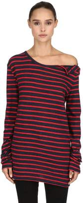 Faith Connexion Long Sleeved Sailor Jersey T-Shirt