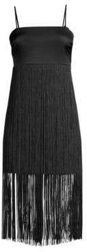 Ramy Brook Rikki Fringed Dress