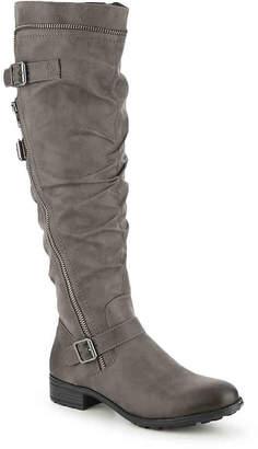 White Mountain Roxy Wide Calf Riding Boot - Women's