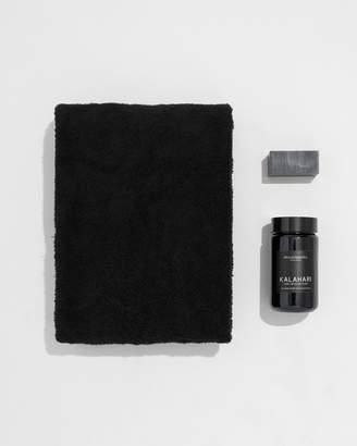 The Dreslyn Home Black Riveria Bath Set