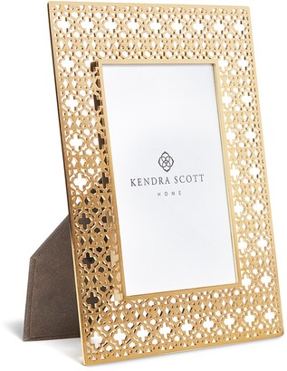 Kendra Scott Filigree Photo Frame, 4 x 6
