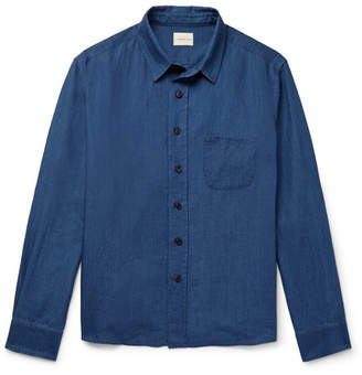 Simon Miller Slub Linen Shirt