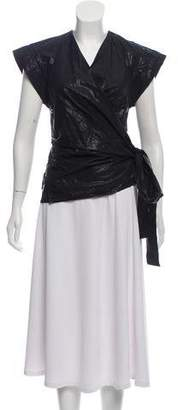 Isabel Marant Sleeveless Wrap Tie Top w/ Tags