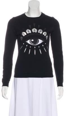 Kenzo Eye Logo Sweatshirt