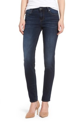 Women's Kut From The Kloth Diana Curvy Fit Skinny Jeans $94 thestylecure.com