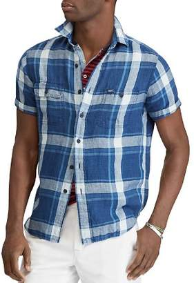 Polo Ralph Lauren Polo Plaid Classic Fit Button-Down Shirt