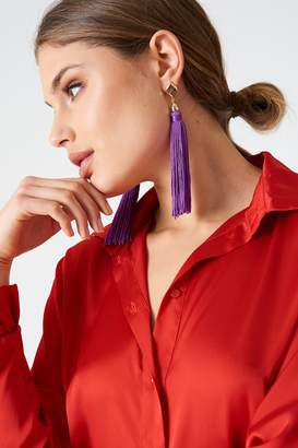 Ettika Mon Cheri Tassel Earrings