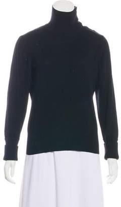 Burberry Wool Long Sleeve Sweater